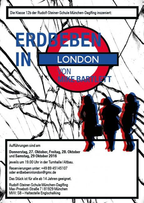 Erdbeben in London